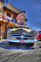 Swing Inn Cafe Fine Art Print