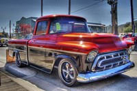 Pick Up Truck Fine Art Print