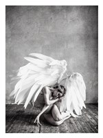 Angel Fine Art Print