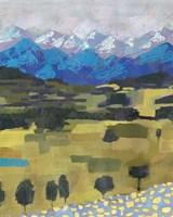 Alpine Impression I Fine Art Print