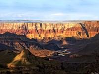 Canyon View II Fine Art Print