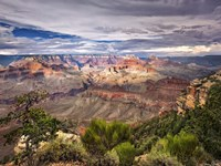 Canyon View VI Fine Art Print