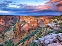 Canyon View VIII Fine Art Print