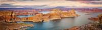 Lake Canyon View III Fine Art Print