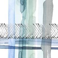 Cross Stitch I Framed Print