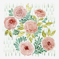 Spring Blossoming I Framed Print