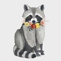 Flower Crown Forester III Fine Art Print