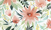 Tropical Drift I Framed Print