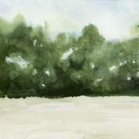 Loose Landscape I Fine Art Print