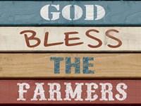 Farm Sentiment III Framed Print