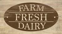 Farm Store II Framed Print