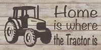Home & Farm IV Fine Art Print
