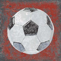 Grunge Sporting IV Fine Art Print