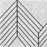 Diametric V Framed Print