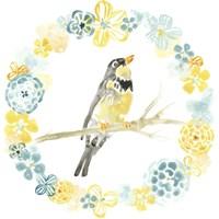 Solo Songbird I Framed Print
