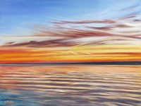 Tranquil Sky I Fine Art Print