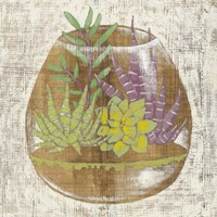 Glass Garden II Framed Print