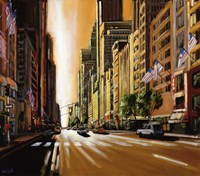 Light of Manhattan Fine Art Print