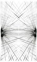 Rays III Framed Print