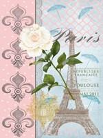La Vie en Rose II Fine Art Print