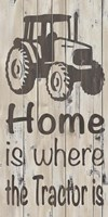 Home & Farm II Fine Art Print