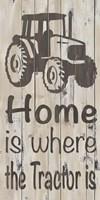 Home & Farm II Framed Print
