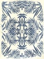 Tropical Kaleidoscope I Framed Print