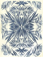 Tropical Kaleidoscope II Framed Print