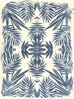 Tropical Kaleidoscope IV Framed Print