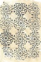 Ancient Textile IV Framed Print
