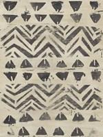 Pattern Bazaar I Framed Print