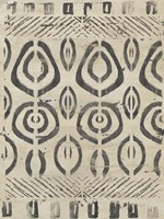 Pattern Bazaar IV Framed Print
