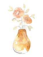 Blossom Pop Study II Framed Print