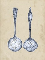 Antique Utensils IV Fine Art Print