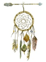 Dreamcatchers I Fine Art Print