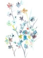 Spring Soiree I Framed Print
