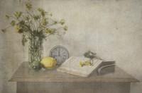 Lemon Still Life Fine Art Print