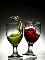 Glass Dance Fine Art Print