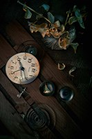 Time Is Up Fine Art Print
