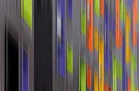 Facade Abstract Fine Art Print