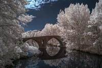 Pamplona Infrared Fine Art Print