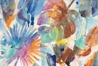 Palm Abstract Fine Art Print