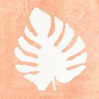 Tropical Fun Palms Silhouette II Fine Art Print