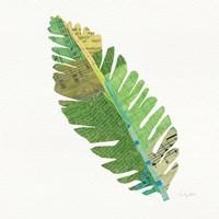Tropical Fun Palms IV Fine Art Print