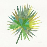Tropical Fun Palms IIII Fine Art Print