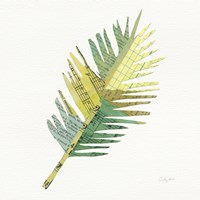 Tropical Fun Palms I Fine Art Print