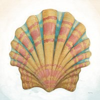 Boardwalk Scallop Fine Art Print