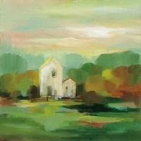 October Farm I Fine Art Print