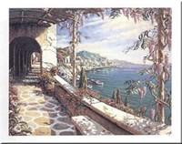 Scenic View Fine Art Print