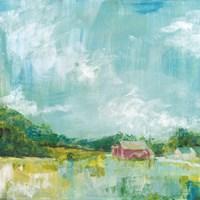Horizon Farm Fine Art Print